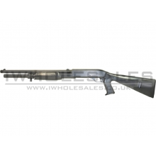 Bison 870 Pump Action Tri Shotgun (Black - 402C)