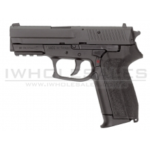 KWC 2022 Co2 Pistol (4.5mm - KM-47DHN - Metal Slide - NBB - Black)