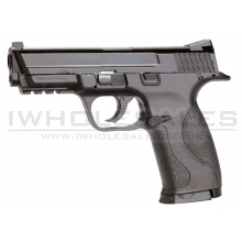 KWC M40 Co2 Pistol (4.5mm - KM-48DHN - Metal Slide - NBB - Black)