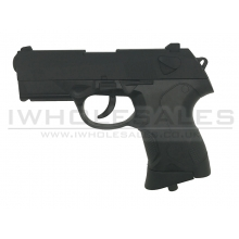 HFC Small M&P Co2 Pistol (Full Metal - Black)
