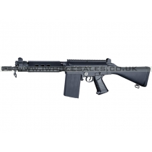 JG SA58 Fal Airsoft Electric Blowback Carbine