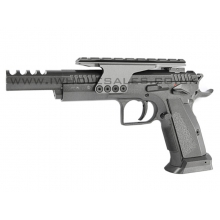 KWC 75 Competition Co2 Pistol (4.5mm - KMB-89AHN - Full Metal - Blowback - Black)