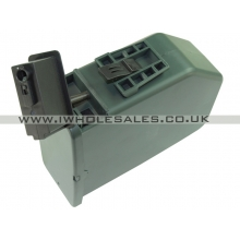 A&K M249 2400 Round Electric Box Magazine (Sound Activated)