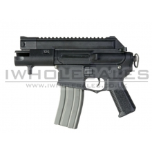 ARES Amoeba M4 Baby AEG (Electric Firing Control Gearbox) (Black)
