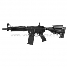 CAA AG-02BK M4 Shorty CQB Airsoft Rifle