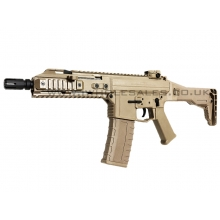 GHK G5 Airsoft Gas Blowback Rifle (Tan)