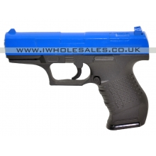 Galaxy G19 Full Metal Spring Pistol (G19 - Blue)