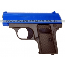 Galaxy G1 Spring Metal Pistol (G1 - Blue)