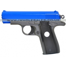 Galaxy G2 Spring Metal Pistol (G2 - Blue)