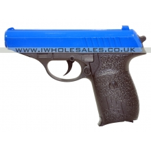 Galaxy G3 Spring Metal Pistol (G3 - Blue)