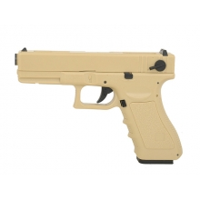 Cyma CM030 Electric Airsoft Pistol (Tan)