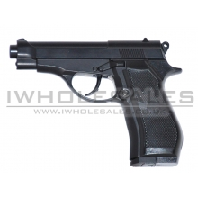 HFC Co2 Pistol M84 (Full Metal) (Black)