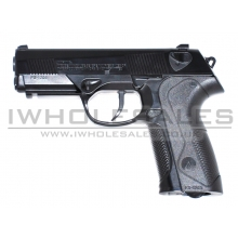 HFC Co2 Pistol PX4 (Full Metal) (Black)