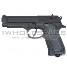 HFC Co2 Pistol M9 (Full Metal) (Black)