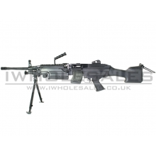 Classic Army M249 AEG Support Rifle