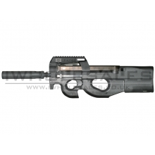 Classic Army D90 AEG with Silencer (Full Metal)