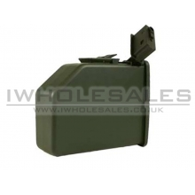 Classic Army M249 Box Magazine (2400 Rounds)