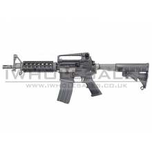 WE CQBR M4 Open Bolt Gas Blowback Rifle (Full Metal)