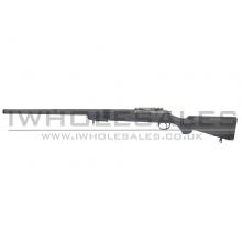 Well VSR10 MB03 Spring Airsoft Sniper Rifle (Black)