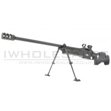 Ares Mid-Range Gas Bolt Action Sniper Rifle with Scope and Bipod (MSR-009-BK)
