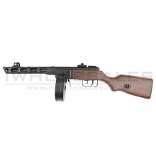 S&T PPSH Electric Blowback Rifle (Real Wood) (ST-AEG-01)
