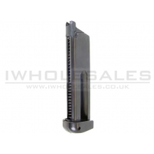KJW 1911 Co2 Magazine (Metal - 28 Rounds)