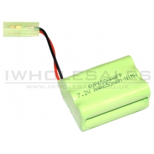 CCCP 7.2v 650mAh AAA High Discharge Compact Battery (M806)