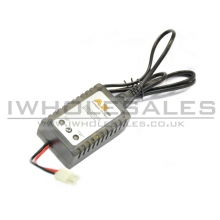 WE Charger for NiMH 6-8 cells Series (Compact)