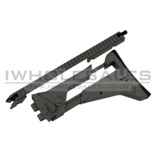 S&T G39 IDZ Stock and Rail Conversion Set (Black)