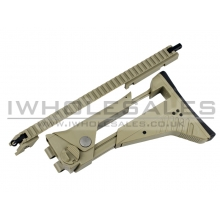 S&T G39 IDZ Stock and Rail Conversion Set (Tan)
