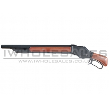 AA M1887 T2 Gas Shell Ejecting Shot Gun (Real Wood)