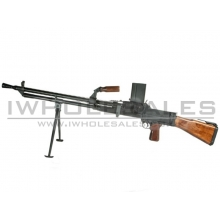 A&K Rock ZB26 AEG Mongo Machine Support Rifle (Full Metal)