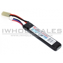 7.4v 800mAh 20C+ Continuous Discharge Lipo Battery
