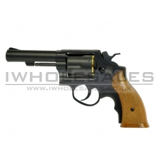 "HFC HG-131 4"" Barrel Gas Revolver (Black)"