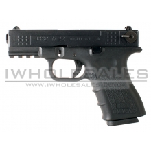 ISSC M-22 Non-Blowback Pistol (Co2 - 4.5mm - Black)