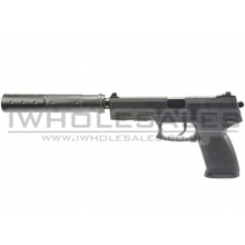 MK23 Gas Pistol with Silencer