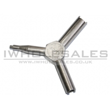 PPS Steel Valve Key