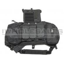 Classic Army Tactical Vest IV Chest Rig (Black)