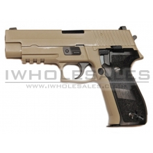 WE 226 MK25 Rail (Tan) GBBP