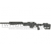 Well MB4410a PSG-1 Spring Sniper Rifle with RIS
