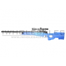 ZM52 MB01 L96 Sniper Rifle with Mock Scope (Blue)