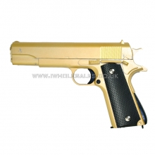 Galaxy G13 1911 Full Metal Spring Pistol (G13 - Gold)