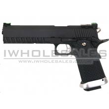 KJWorks -  KP06 6.0 Hi-Capa Gas Blowback Pistol (Metal Slide)