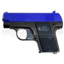 Galaxy G9 Spring Metal Pistol (G9 - Blue)