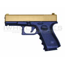 Galaxy G15 Full Metal Spring Pistol (G15-GOLD)
