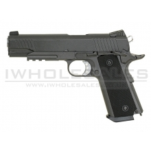 CCCP G194 1911 with Rail BBP with Case (Co2 Powered)
