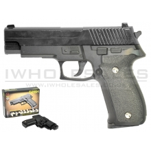 CCCP C226 G26H Metal Pistol with Holster (Black)