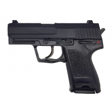 CCCP ST8 Compact Spring Pistol (Heavy Weight - Polymer) (Black)