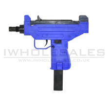 Double Eagle M33 Sub Machine Spring Rifle 1:1 Scale (Blue)