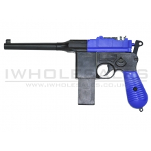 Double Eagle M32 German WWII Spring Pistol (Blue)